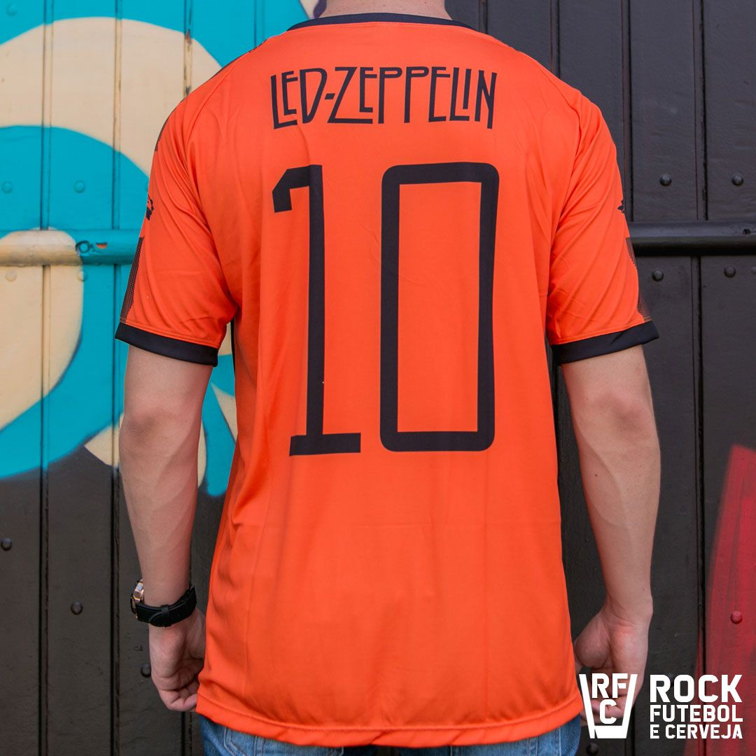 CAMISETA LED ZEPPELIN I
