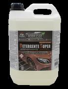 Detergente Super 5L - Desengraxante de alto poder de limpeza