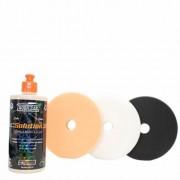 Kit Polimento Comercial para Roto Orbital