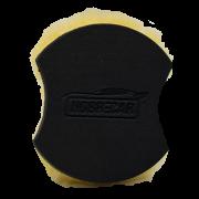 Leather Clean - Escova de lã para limpeza de couro