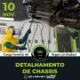 Curso de Lavação Detalhada de Chassis e Veículo
