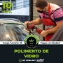 Curso de Polimento, Limpeza e Proteção de Vidros