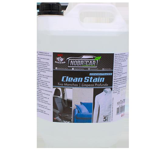 CLEAN STAIN- Removedor de Manchas e Limpeza Profunda para Tecidos