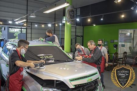 Curso de Polimento e Estética Automotiva - Standard
