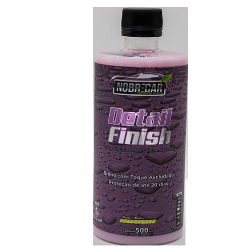 Detail Finish 500ml - Cera líquida limpadora