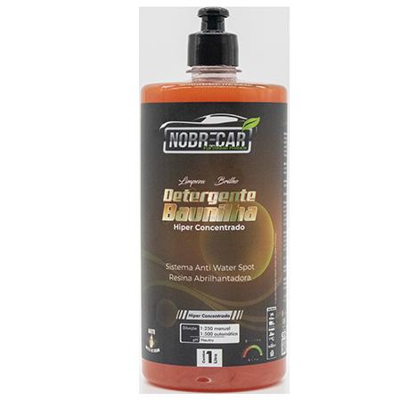 Detergente Baunilha - Shampoo hiper concentrado