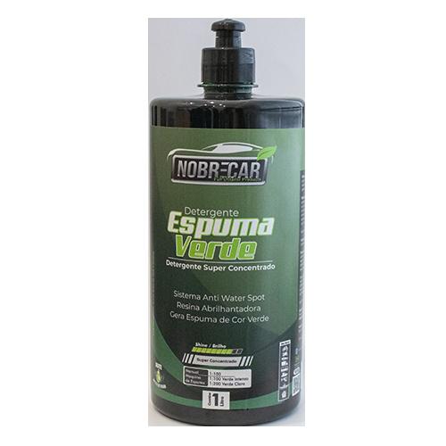ESPUMA VERDE-  Shampoo super Concentrado