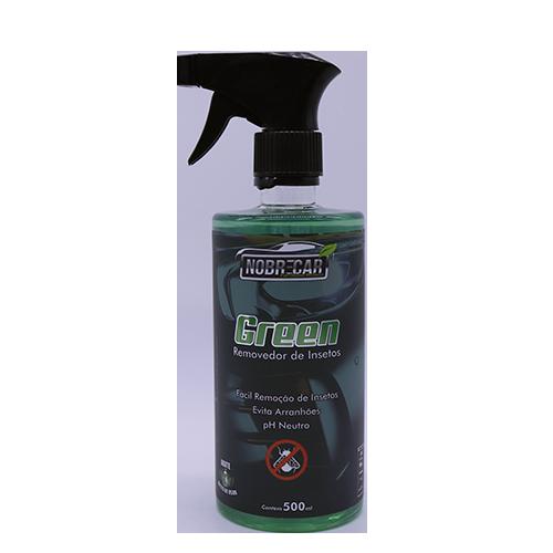 Green 500ML - Removedor de Insetos