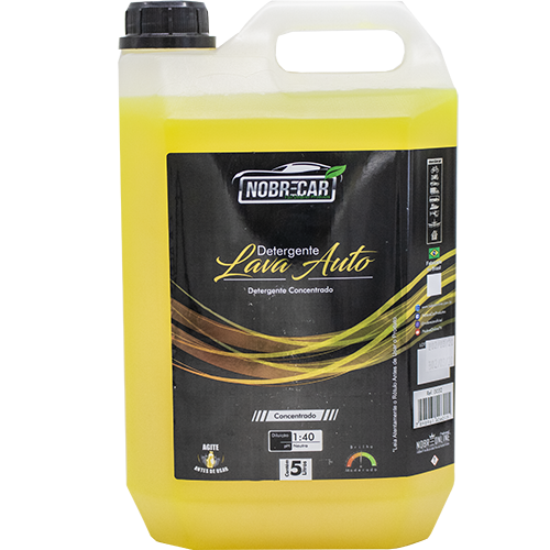 LAVA AUTO CONCENTRADO-  Detergente com Alto Poder de Limpeza