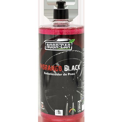 MORANGO BLACK-  Embelezador de Pneus
