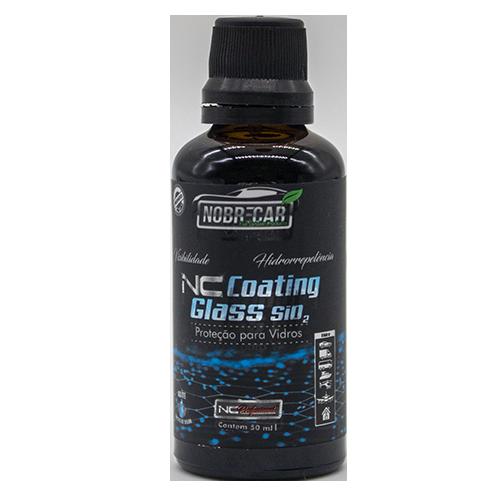 NC Coating Glass 50ml - Proteção e Hidrorepelência para Vidros