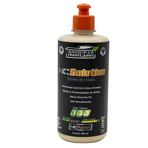 NC SOLUTION- Corte Refino e Lustro  500ML