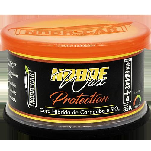 NOBRE WAX HÍBRIDA-  Cera de Carnaúba e SiO2 350G