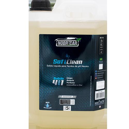 SOFT CLEAN- Sabão Líquido Concentrado com pH Neutro