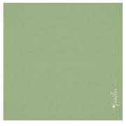 Guardanapo Verde ''Família'' Coleção Camila 44x44 cm