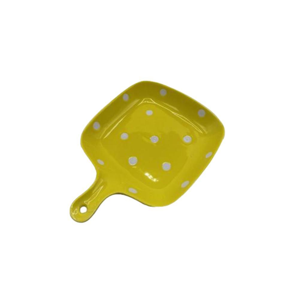 Frigideira Cerâmica Amarelo de Póa