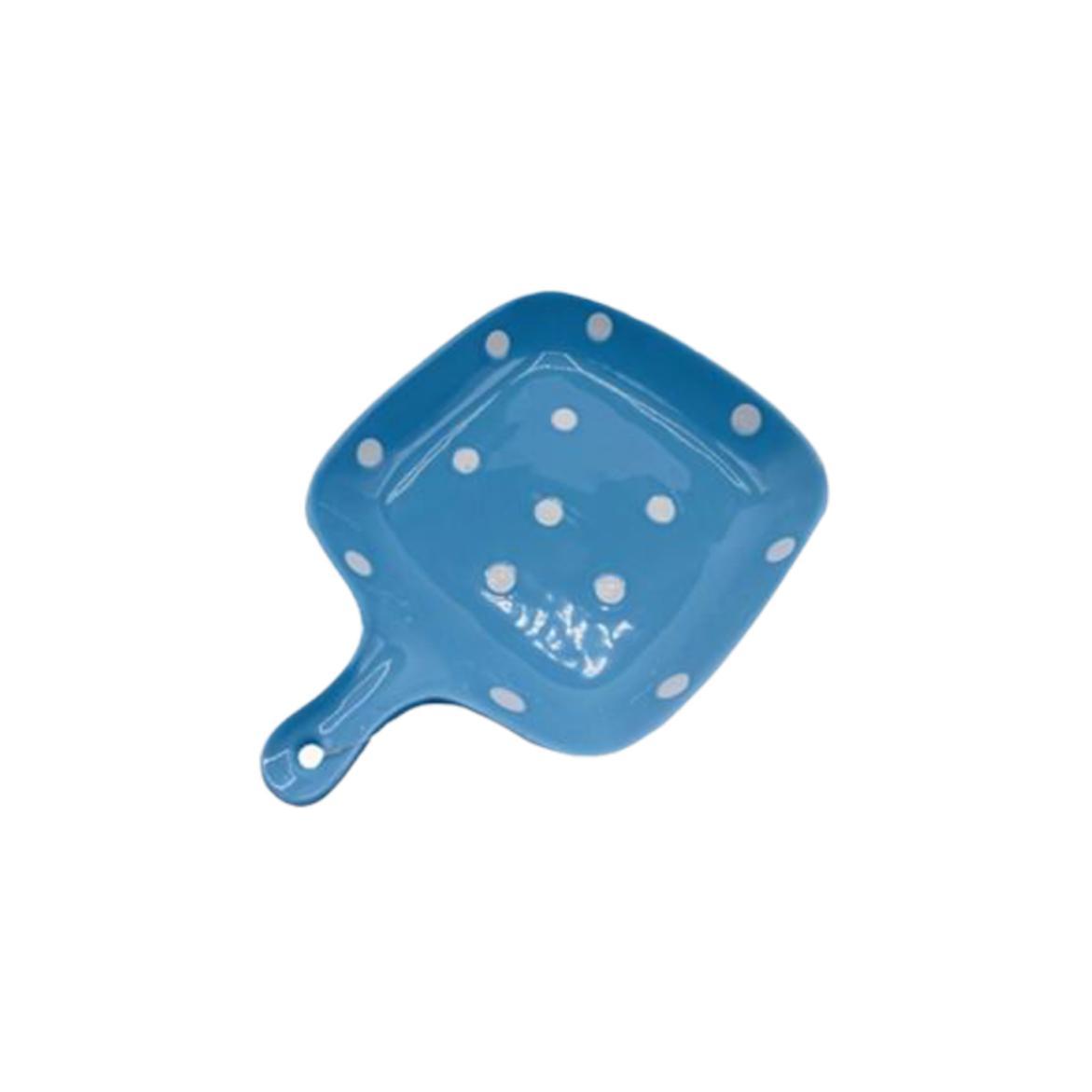 Frigideira Cerâmica Azul Claro de Póa