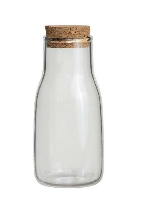Mini Pote com Tampa Bottle 5,8X11,7cm  200ml
