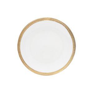 Prato para Sobremesa Paddy em Porcelana 19 cm