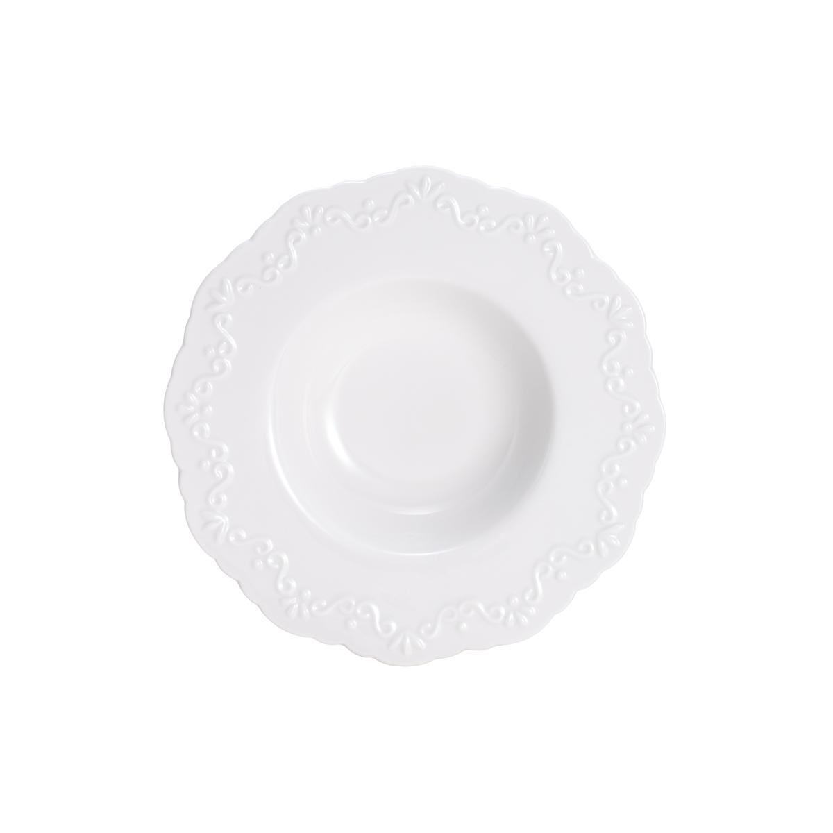 Prato em Porcelana para Massa/Risoto 24cm