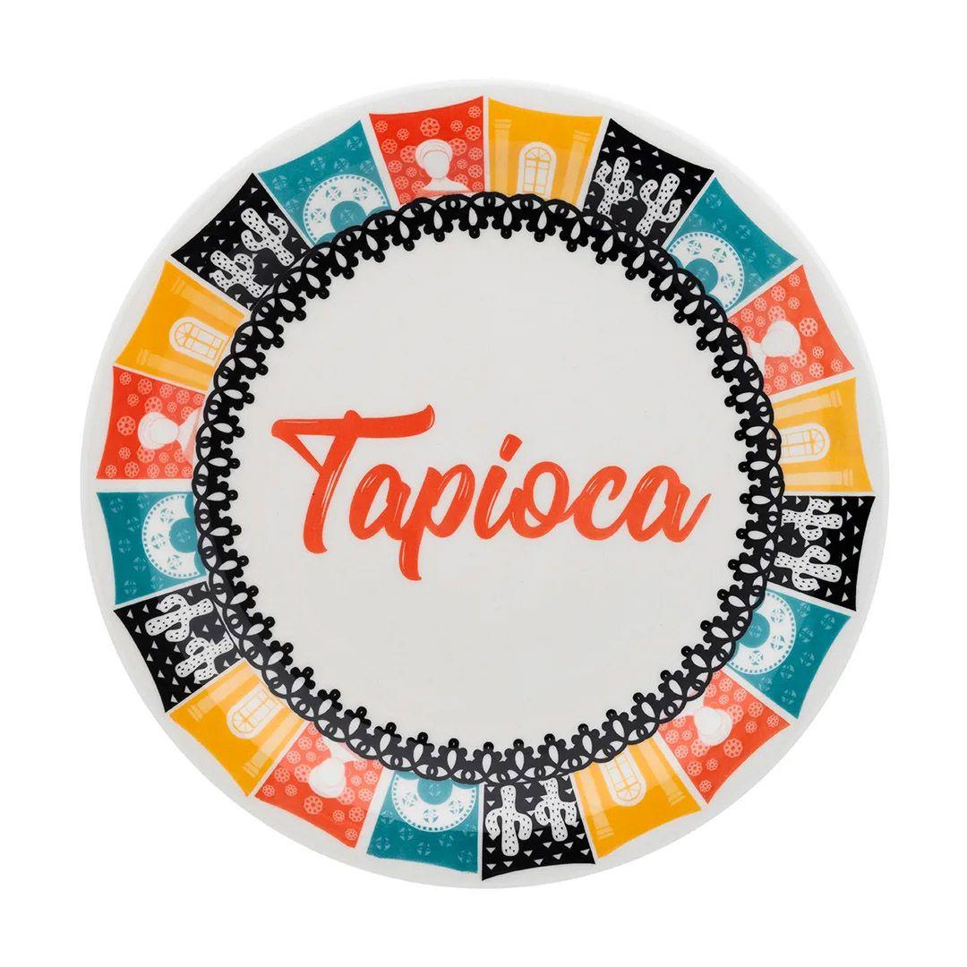 PRATO RASO DE TAPIOCA