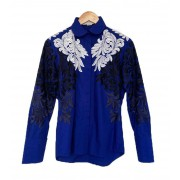 CAMISA STELLA MC CARTNEY AZUL