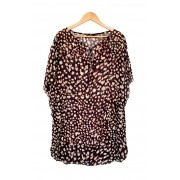 SAIDA LENNY NIEMEYER ANIMAL PRINT TAM G