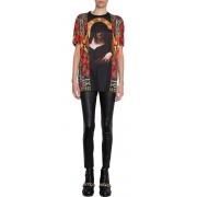 T SHIRT GIVENCHY BIRDS OF PARADISE SIZE SMALL