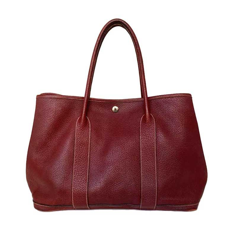 BOLSA HERMES GARDEN PARTY BORDEAUX