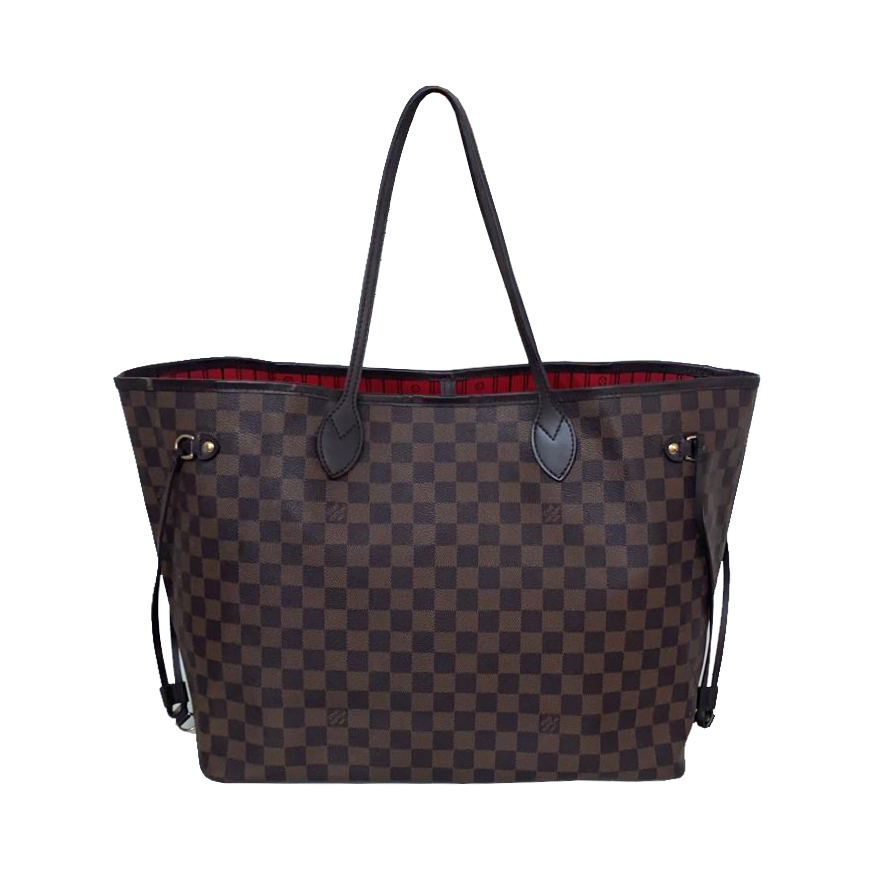 BOLSA LOUIS VUITTON NEVERFULL EBENE GM