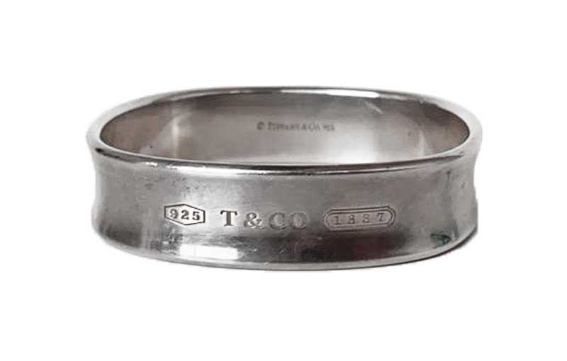 BRACELETTE TIFFANY & CO. PRATA