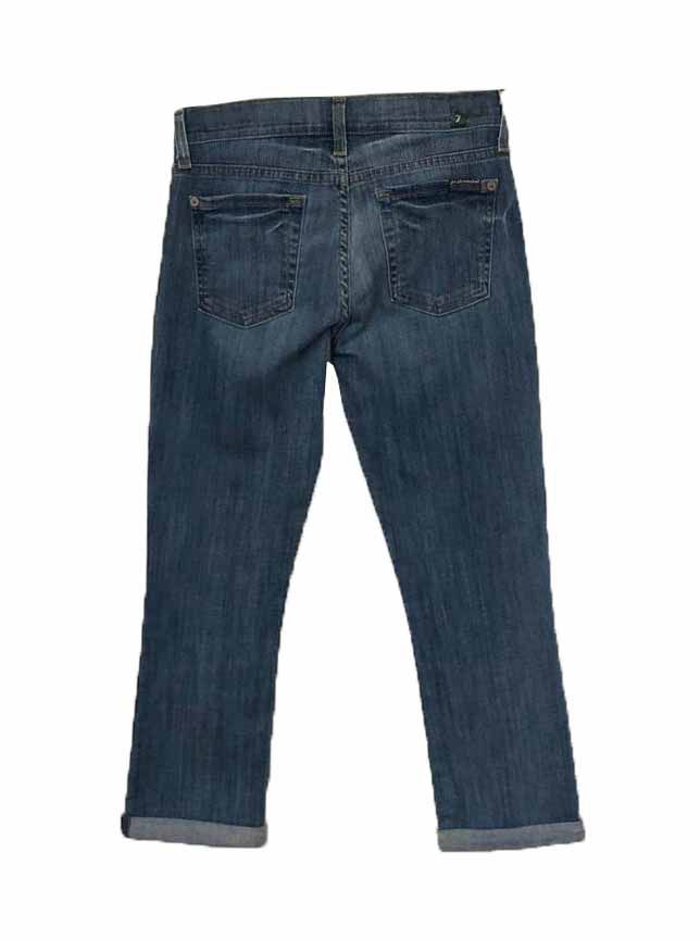 CALÇA 7 FOR ALL MANKIND JEANS SIZE 24