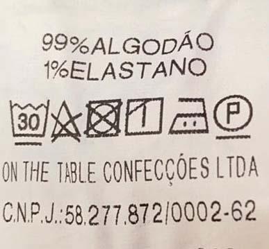 CALÇA MIXED FLARE MARINHO TAM 38