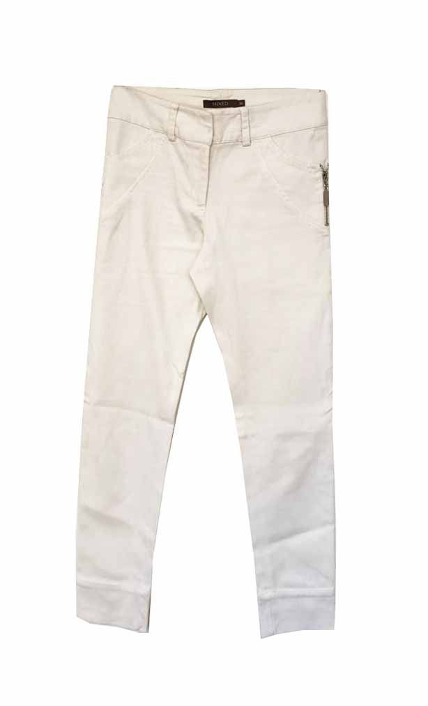 CALÇA MIXED OFV WHITE TAM 34