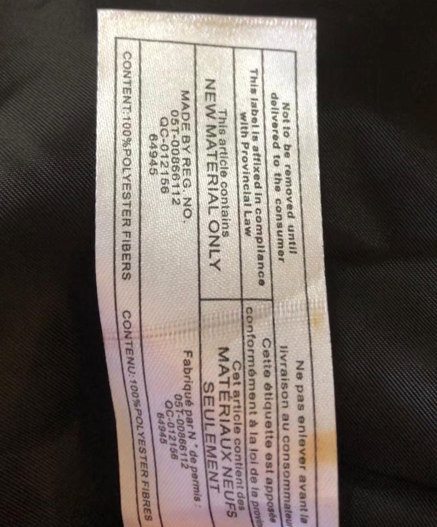 CASACO DONNA KARAN MARINHO SIZE XL (42 BR)