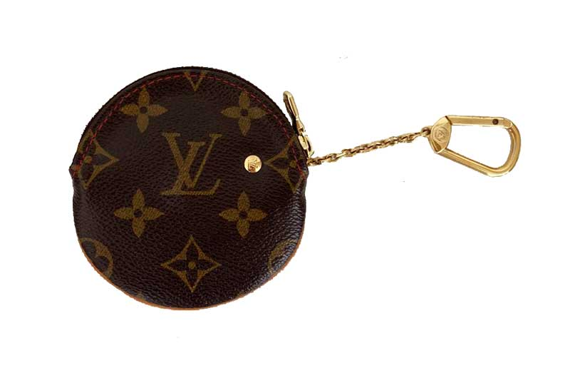 CHAVEIRO LOUIS VUITTON MONOGRAMA CEREJA