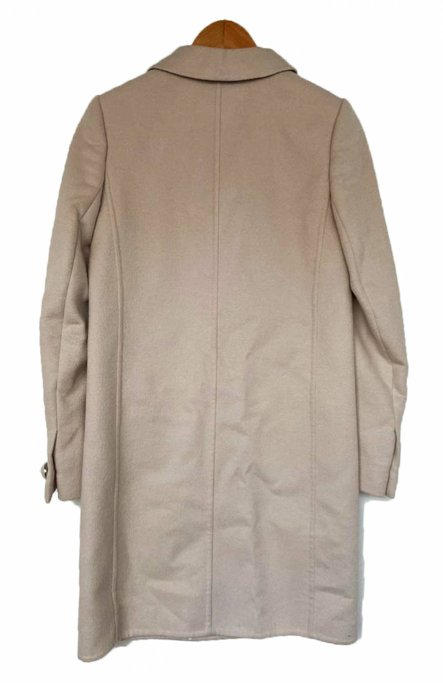 MANTEAU PRADA OFF WHITE LÃ TAM P
