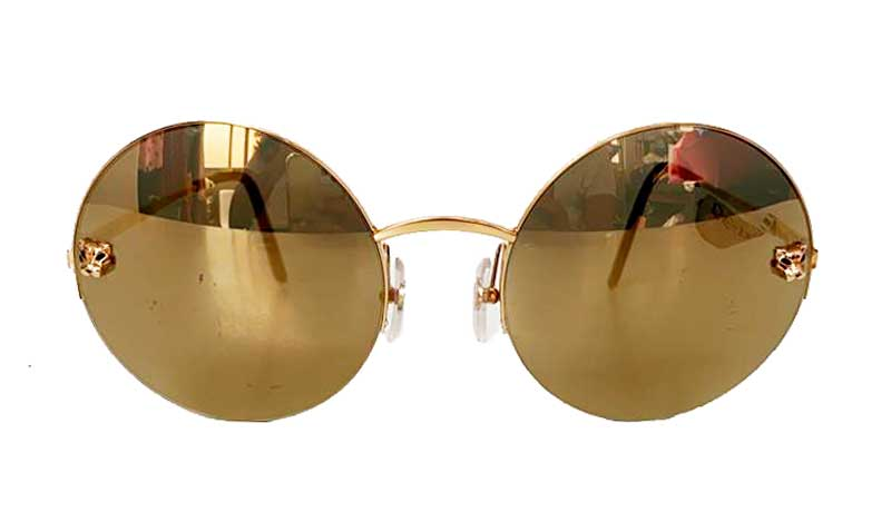 OCULOS CARTIER COLECAO EXCLUSIVA PANTHERE