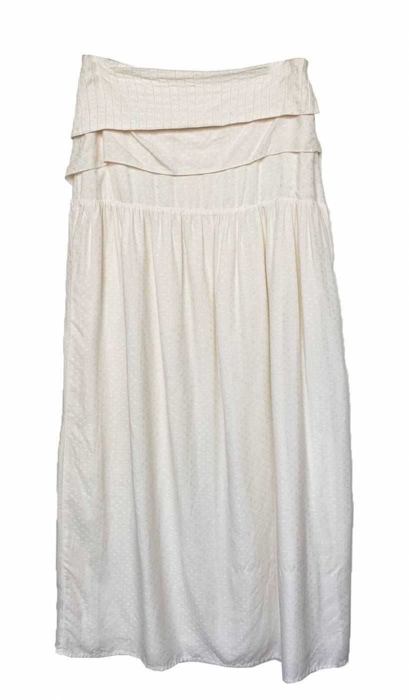 SAIA ATEEN LONGA OFF WHITE TAM 36