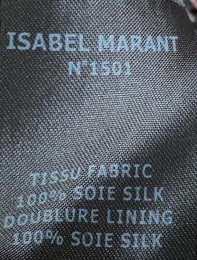 SAIA ISABEL MARANT SIZE 40