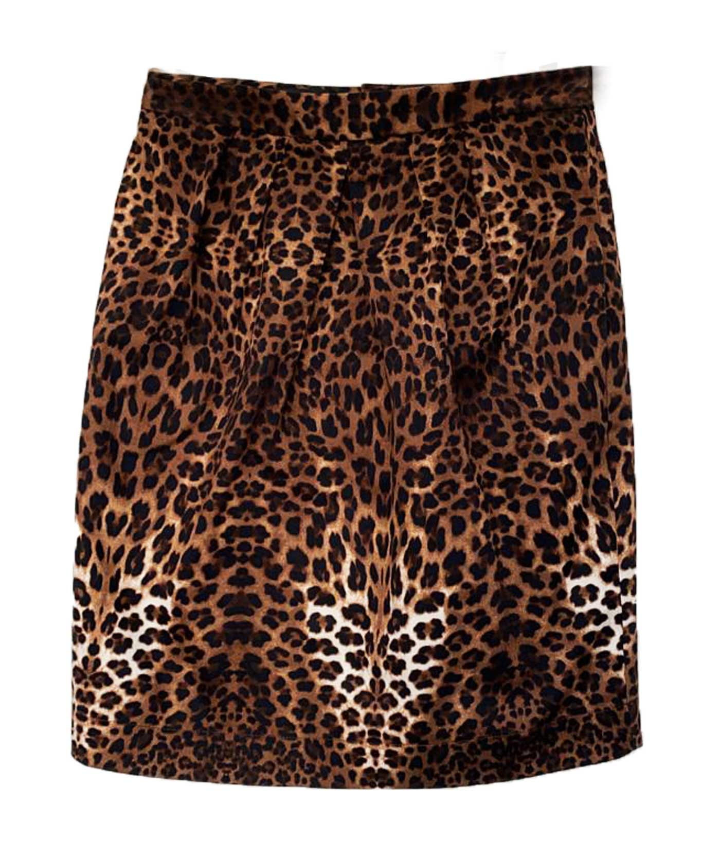 SAIA VIRZI ANIMAL PRINT TAM 38