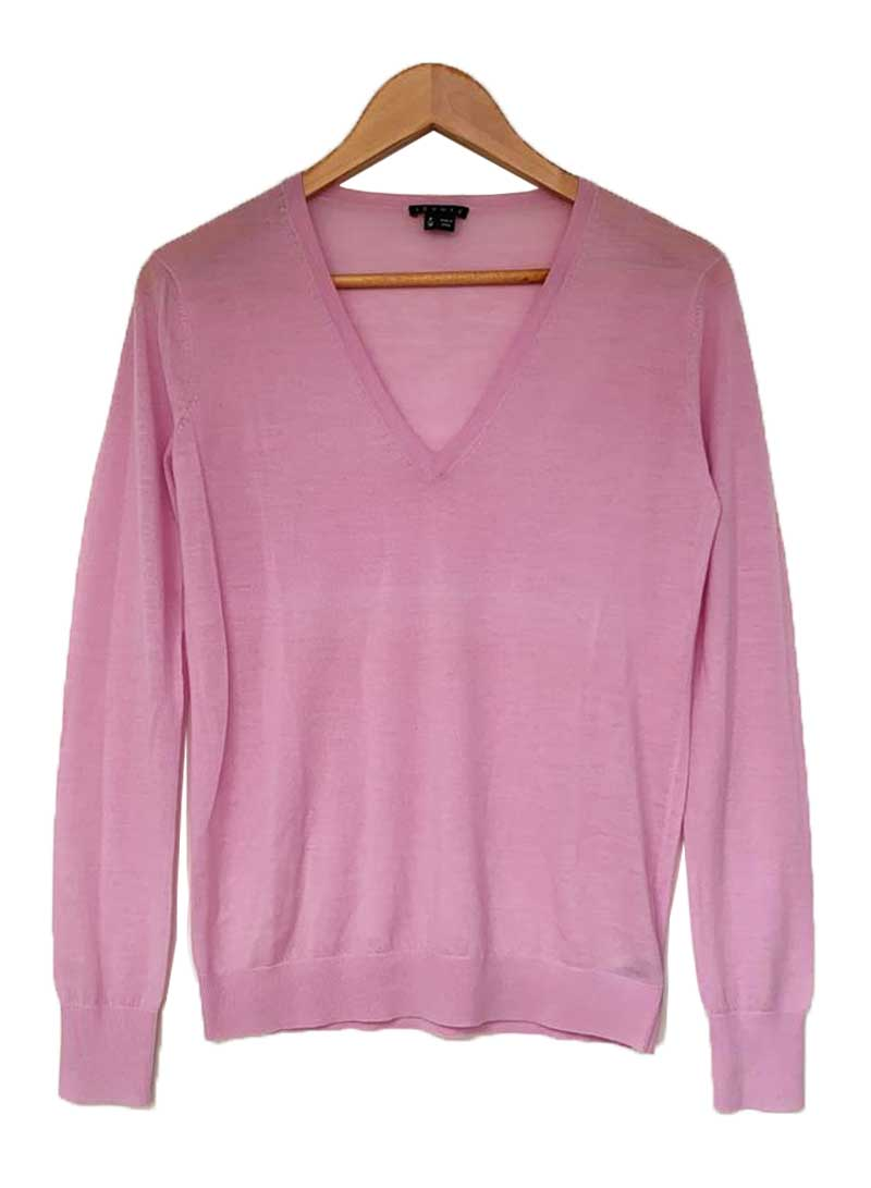TRICOT THEORY LILAS SIZE SMALL