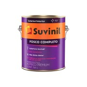 Acrílico Premium Fosco Completo Branco Neve 3,6 Litros Suvinil