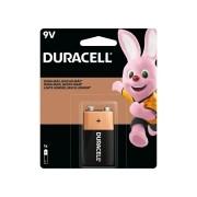 Bateria Alcalina Duracell 9 V