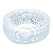 Fio Cabo Flexível 1,5mm Sil Flexsil O Melhor C/ 15m - Branco