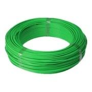 Fio Cabo Flexível 2,5mm Sil Flexsil O Melhor C/ 60m - Verde