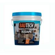 Impermeabilizante para Rodapé Branco 4kg Bautech