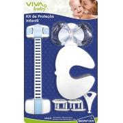 Kit de Proteção Infantil Completo BEMFIXA