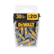Ponta Phillips Ph2 com 30 peças Dwa1ph2-30 DeWalt