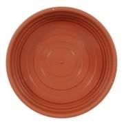 Prato para Planta Marrom 17cm Ref: PR6542-1 - Primafer